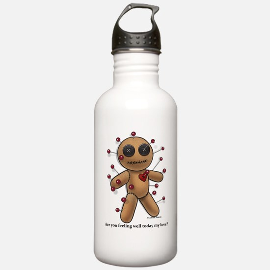 Are you feeling well.. Water Bottle