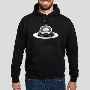 ring bell Hoodie (dark)
