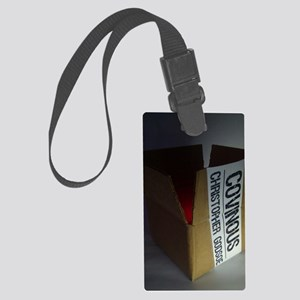 Covinous Cover Large Luggage Tag
