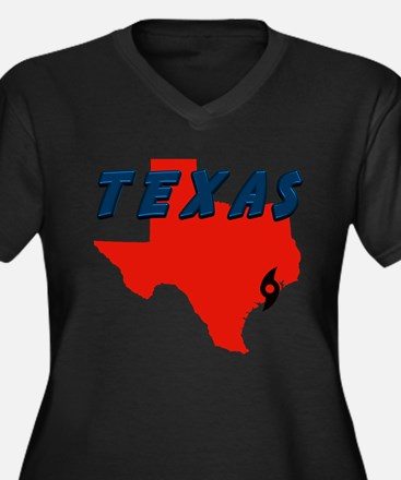 Texas Plus Size T-Shirt