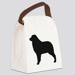 Australian Shepherd Canvas Lunch Bag
