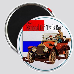 National Old Trails Road Magnet