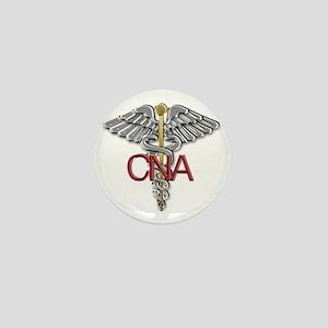 CNA Medical Symbol Mini Button