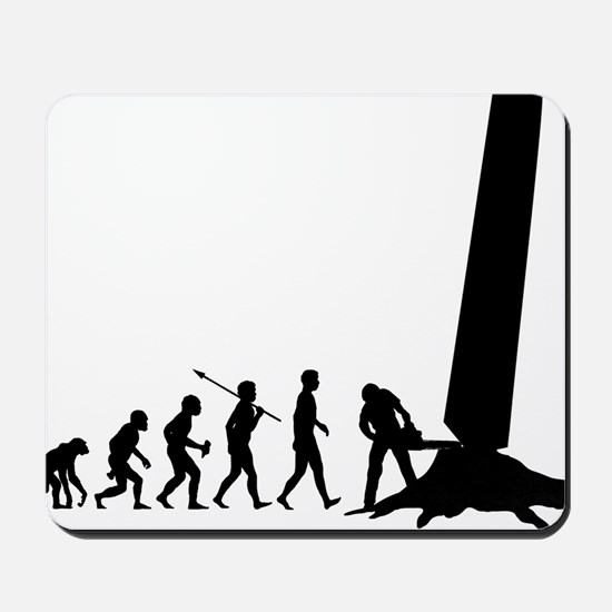 Logger Mousepad