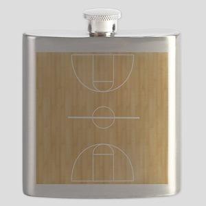 Basketball Court Flask