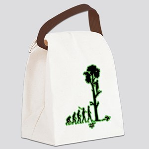 Tree-Trimmer4 Canvas Lunch Bag
