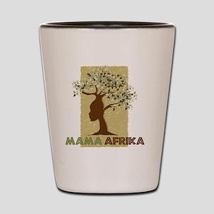 Mama_Africa Shot Glass