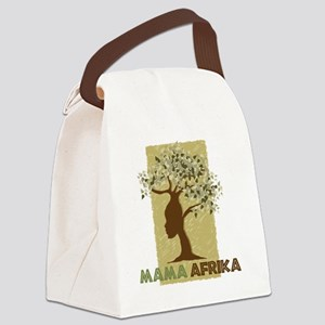 Mama_Africa Canvas Lunch Bag