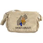 Sheikh Djibouti Messenger Bag