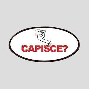Capisce? Patches