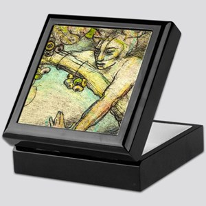 The Repacious Fig - Mouse Pad Keepsake Box