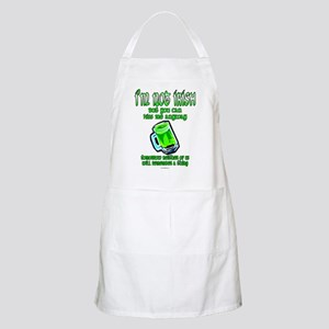 I'm Not Irish... BBQ Apron