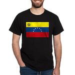 Venezuela Flag Dark T-Shirt