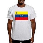 Venezuela Flag Light T-Shirt