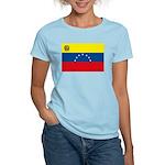 Venezuela Flag Women's Light T-Shirt