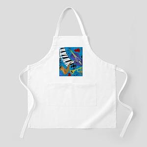 Jazz on Blue Apron