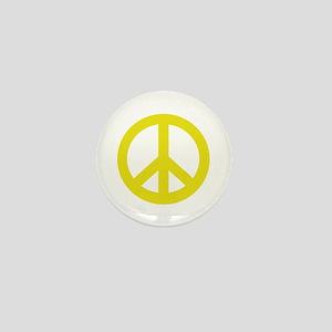 Peace Sign Mini Pin