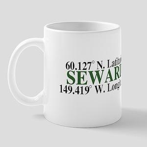 Seward Latitude Mug