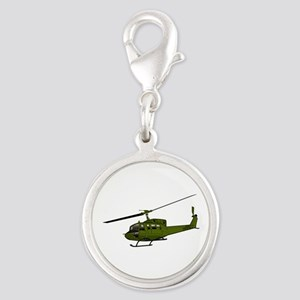 Huey Helicopter UH-1 Color Charms