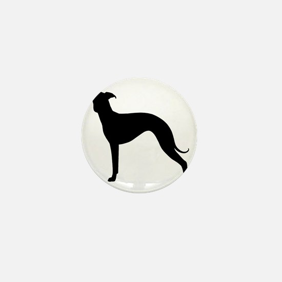Italian Greyhound Mini Button