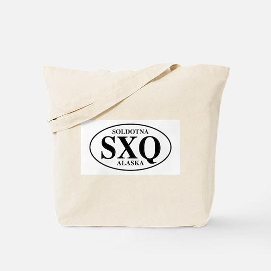 Soldotna Tote Bag