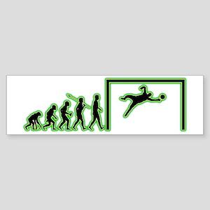 Goalkeeper4 Sticker (Bumper)
