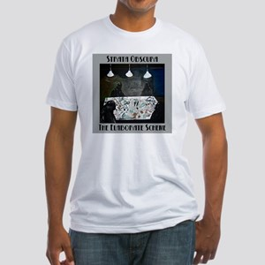 Strata Obscura The Elaborate Scheme Fitted T-Shirt