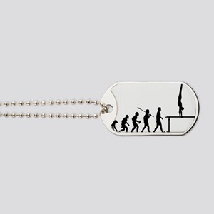 Gymnastic--Parallel-Bars-02 Dog Tags
