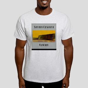 Strata Obscura Glacier Print Light T-Shirt