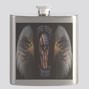 Live Free or Die Flask