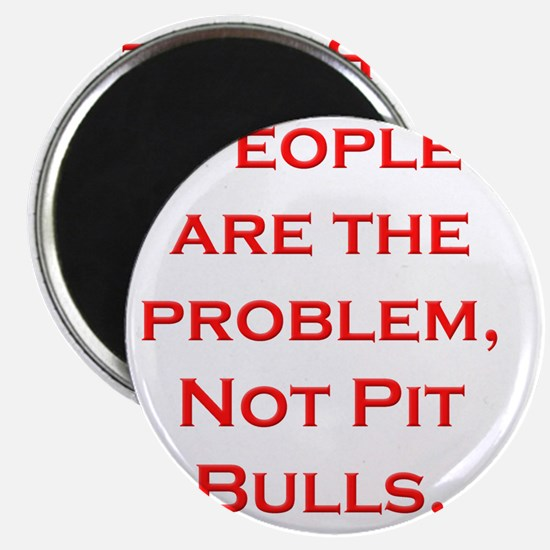 People Problem Larger Magnet