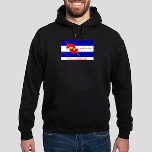grok the zen Colorado flag Sweatshirt