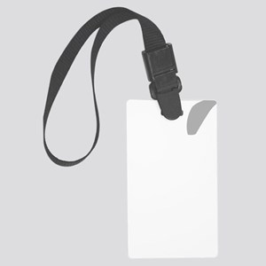 Paragliding1 Large Luggage Tag