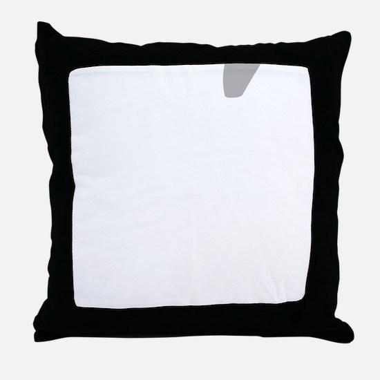 Paragliding1 Throw Pillow