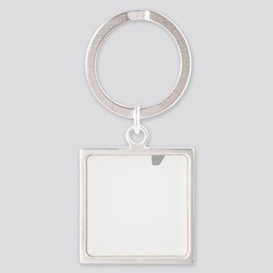Paragliding1 Square Keychain