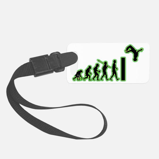 Parkour4 Luggage Tag