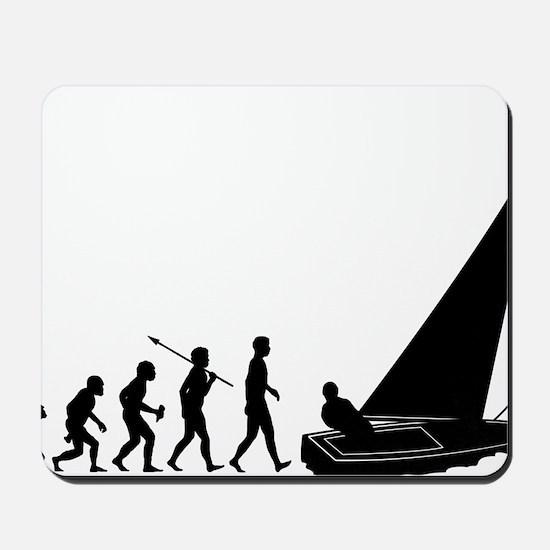 Sailing Mousepad