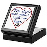 Touch Your Heart v4 Keepsake Box