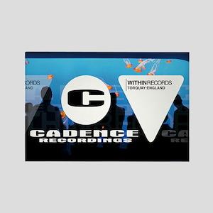 Label logos Rectangle Magnet