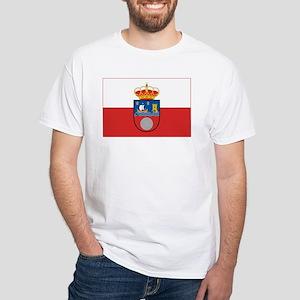 Cantabria White T-Shirt