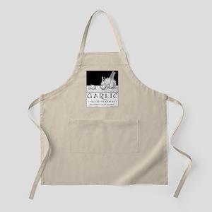 GARLIC CURES Apron