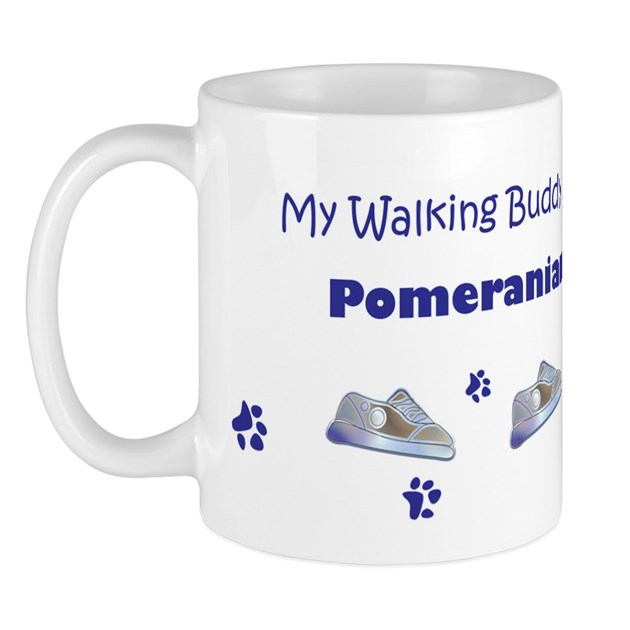 pomeranian mug pomeranian gifts mug by michellecrowleydesigns 4905