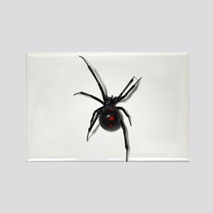 Black Widow No text Magnets