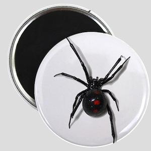 Black Widow No text Magnets