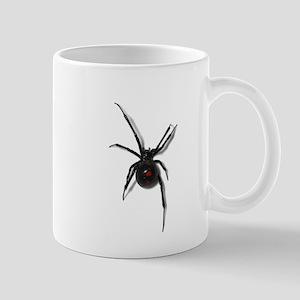 Black Widow No text Mugs