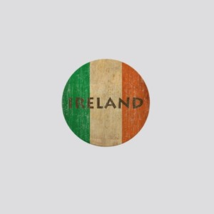 Vintage Ireland Mini Button