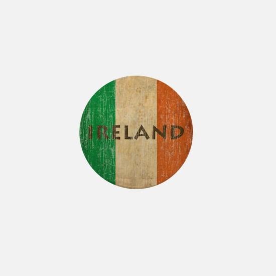 Vintage Ireland Mini Button