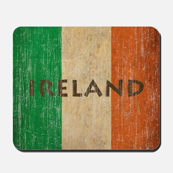 Vintage Ireland Mousepad