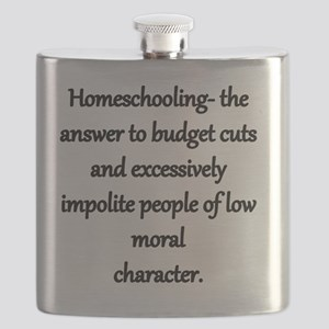 Homeschooling is the answer to Flask