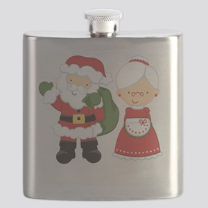 Mr. and Mrs. C Flask